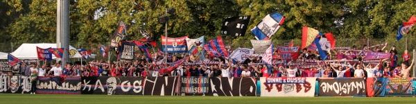 CUP 2.RUNDI | MEYRIN - FCB | 14.09.19
