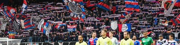NLA #28 | FCB - Lugano | 07.04.2019