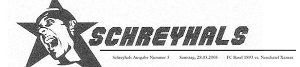 Schreyhals 5