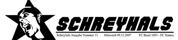 Schreyhals 13