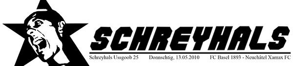 Schreyhals 25